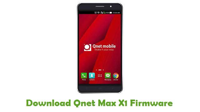 Download Qnet Max X1 Firmware