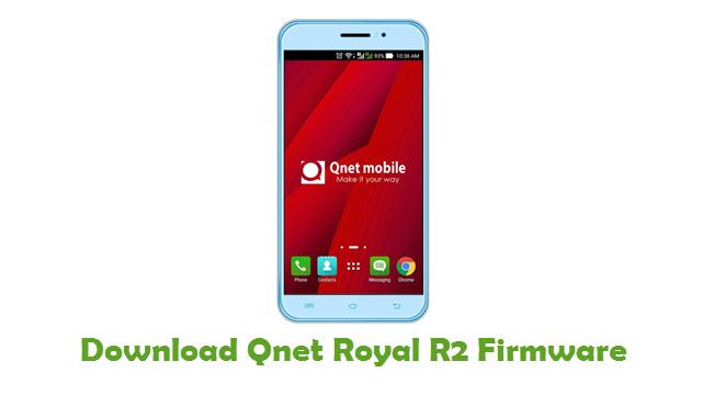 Qnet Royal R2 Stock ROM