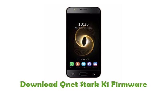 Qnet Stark K1 Stock ROM