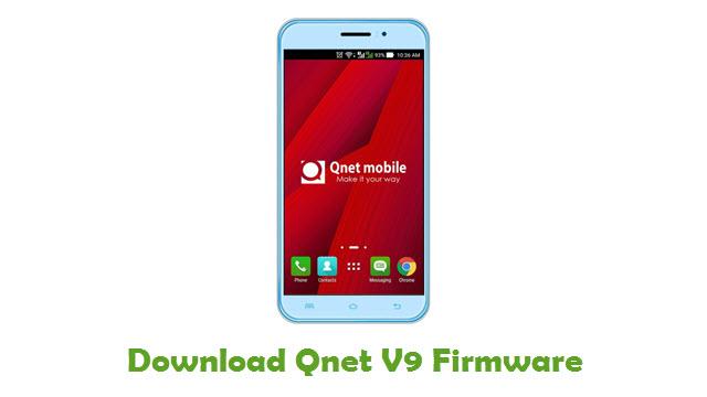 Download Qnet V9 Stock ROM
