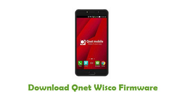 Qnet Wisco Stock ROM