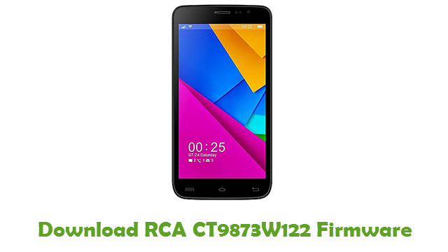 Download RCA CT9873W122 Stock ROM