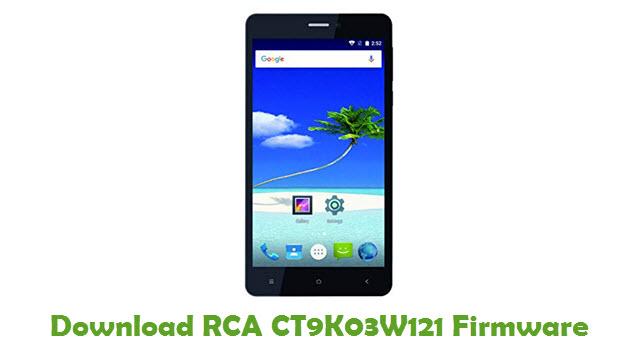 Download RCA CT9K03W121 USB Driver