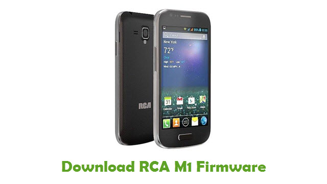 Download RCA M1 Stock ROM