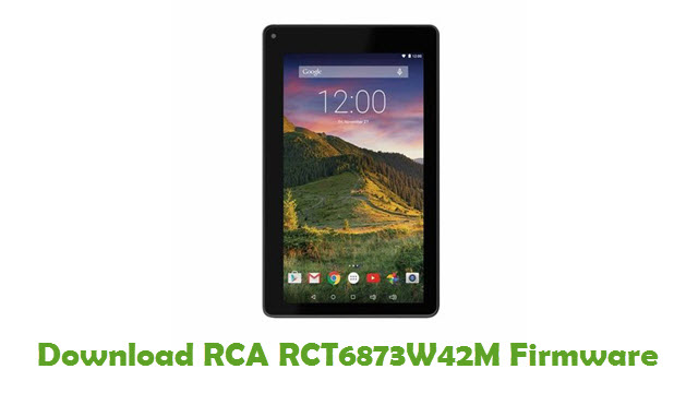 Download RCA RCT6873W42M Stock ROM