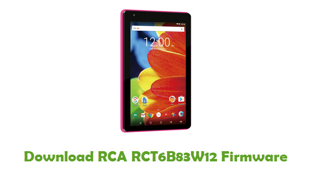 Download RCA RCT6B83W12 Stock ROM