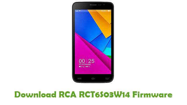Download RCA RCT6S03W14 Stock ROM