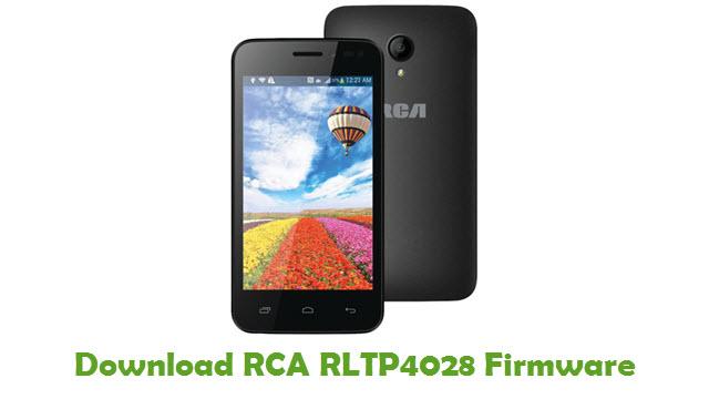 Download RCA RLTP4028 Stock ROM