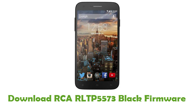 Download RCA RLTP5573 Black Stock ROM