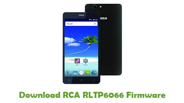 Download RCA RLTP6066 Stock ROM
