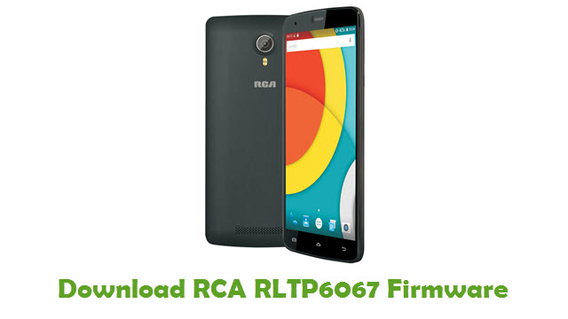 Download RCA RLTP6067 Stock ROM