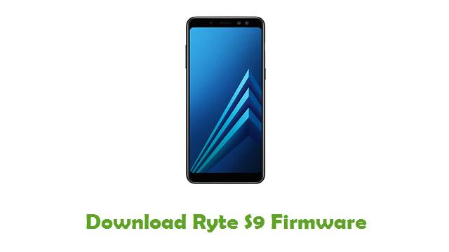 Ryte S9 Stock ROM