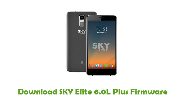 SKY Elite 6.0L Plus Stock ROM