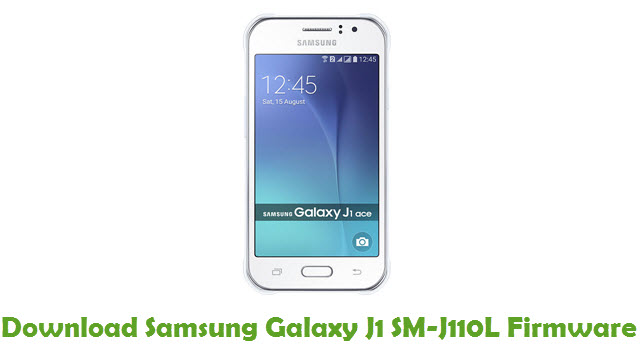 Download Samsung Galaxy J1 SM-J110L Stock ROM