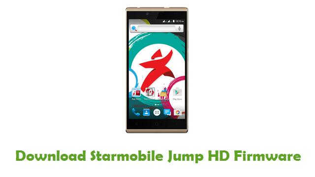 Starmobile Jump HD Stock ROM