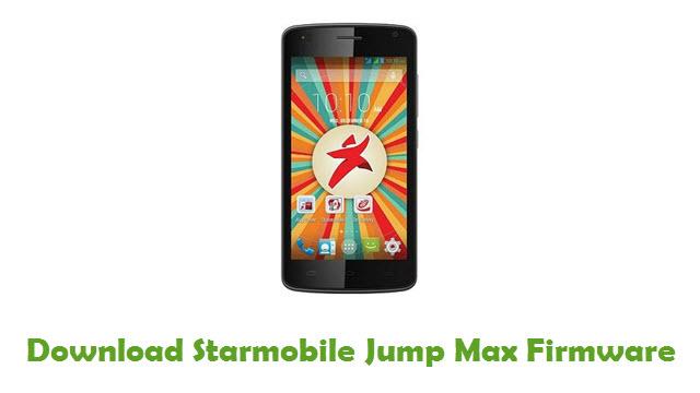 Starmobile Jump Max Stock ROM