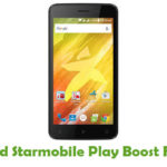 Starmobile Play Boost Firmware