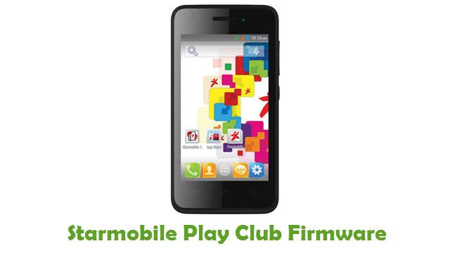 Starmobile Play Club Stock ROM
