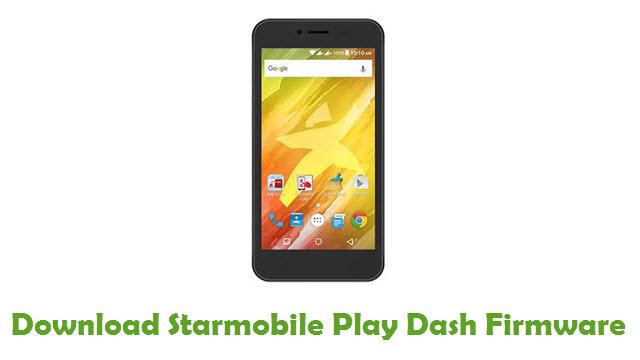 Download Starmobile Play Dash Firmware
