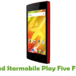 Starmobile Play Five Firmware