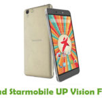 Starmobile UP Vision Firmware