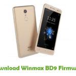 Winmax BD9 Firmware