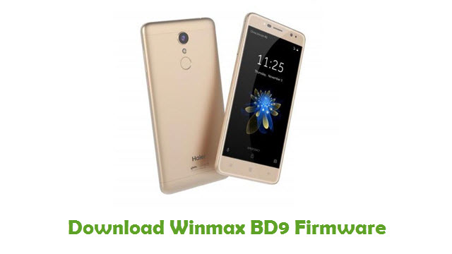 Download Winmax BD9 Firmware