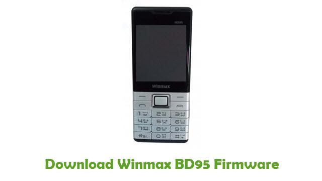 Download Winmax BD95 Firmware
