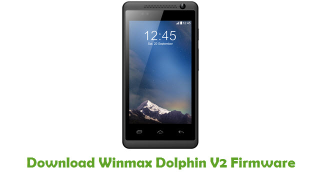 Download Winmax Dolphin V2 Firmware