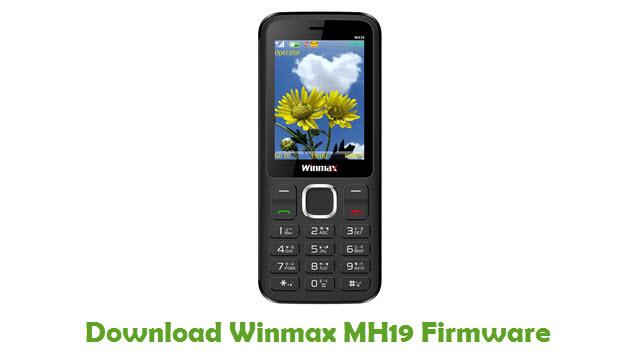 Download Winmax MH19 Firmware