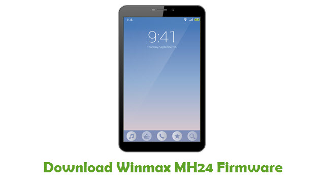 Download Winmax MH24 Firmware