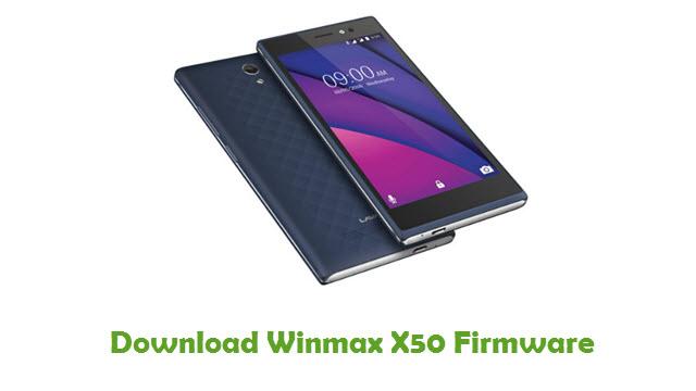 Winmax X50 Stock ROM