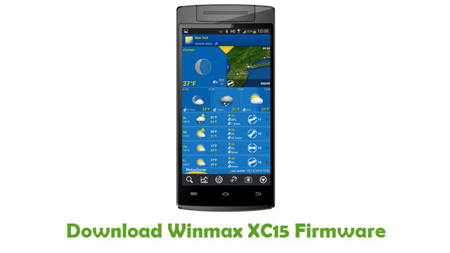 Download Winmax XC15 Firmware