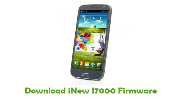 Download iNew I7000 Firmware