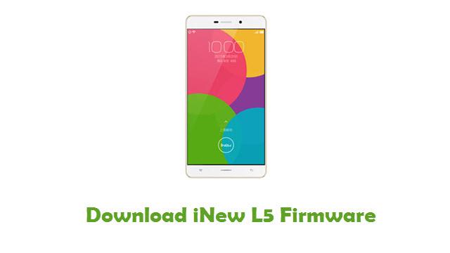 Download iNew L5 Firmware