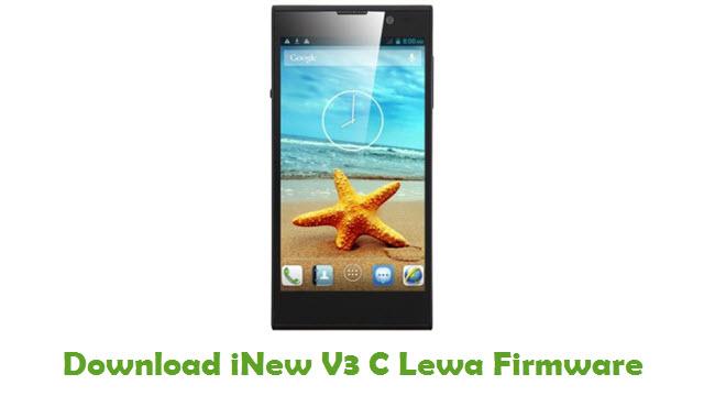 Download iNew V3 C Lewa Firmware