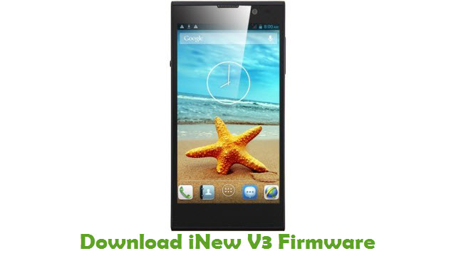 Download iNew V3 Firmware