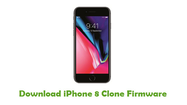 Download iPhone 8 Clone Firmware