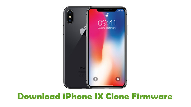 iPhone IX Clone Stock ROM