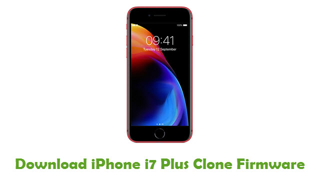 iPhone i7 Plus Clone Stock ROM