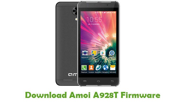 Download Amoi A928T Firmware