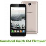 Caszh C14 Firmware