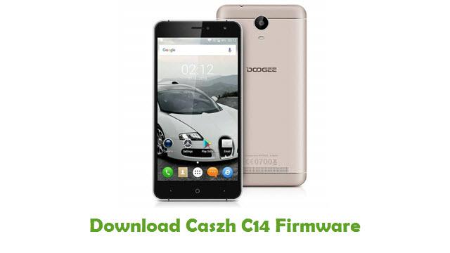 Download Caszh C14 Firmware