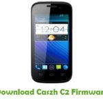 Caszh C2 Firmware