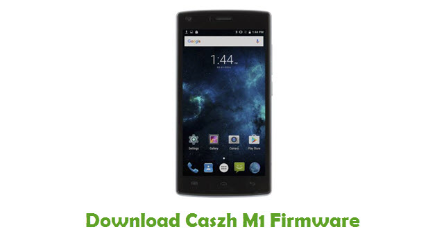 Download Caszh M1 Firmware