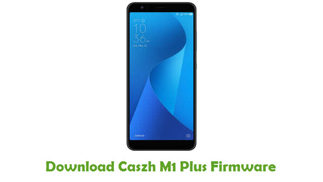 Download Caszh M1 Plus Firmware