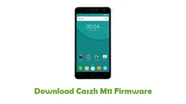 Download Caszh M11 Firmware
