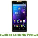 Caszh M17 Firmware