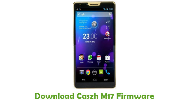 Download Caszh M17 Firmware