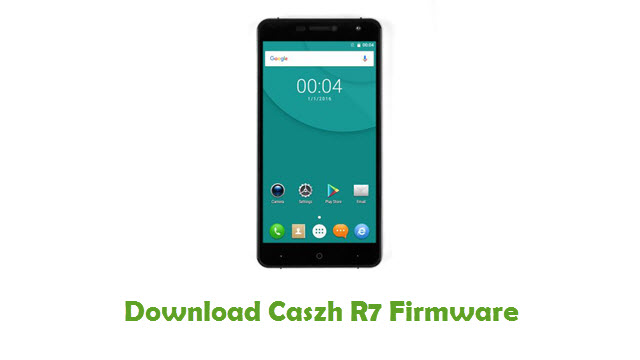 Download Caszh R7 Firmware